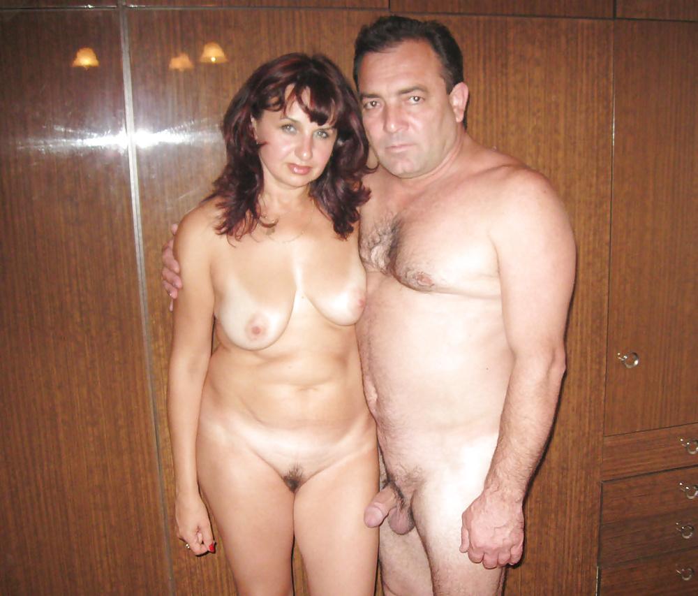 Мы с женой голые