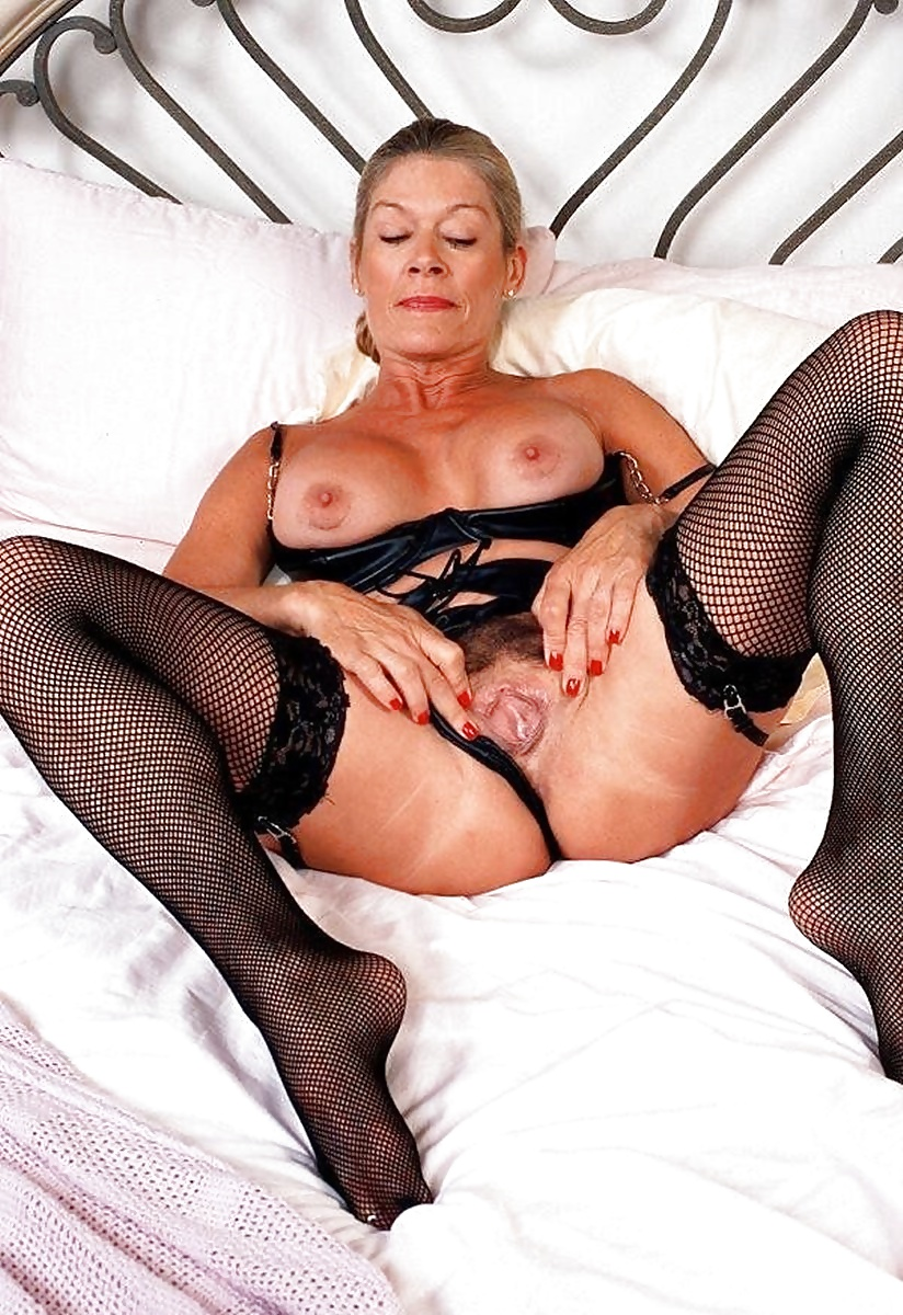 You Mature amateur milf panties would