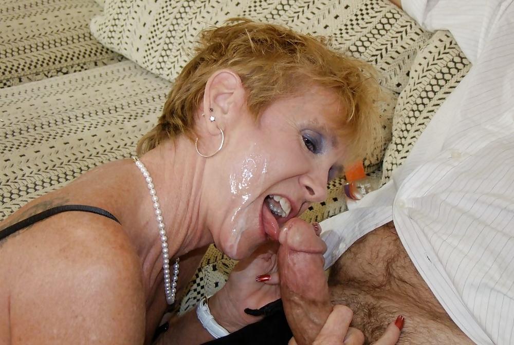 Hot mature blowjobs
