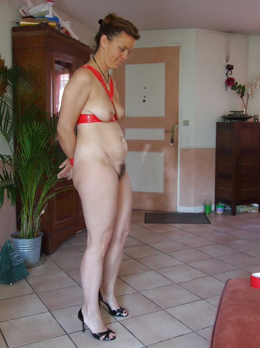 Busty granny fucking and sucking her toy boy 3