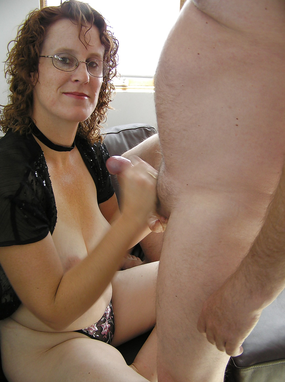 Amatuer milf first time big cock